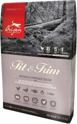 Orijen Fit & Firm 無穀物 健美犬配方 2kg (灰色)