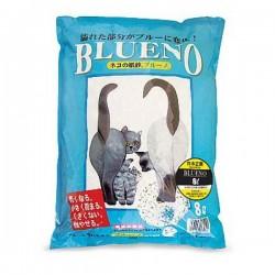 Blueno 紙製凝固貓砂6.5L x6包優惠