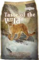 Taste of the Wild 貓糧 無穀物 鱒魚+煙燻三文魚配方  5磅