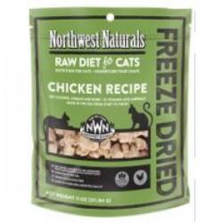 Northwest Naturals 貓隻系列脫水冷凍乾糧 - 雞肉311g x2包優惠