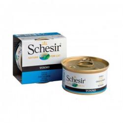 Schesir  吞拿魚飯 啫喱(135) 貓罐頭 85g