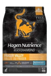 Nutrience 紐翠斯 Sub Zero–頂級雞肉、火雞、海魚全貓配方(生肉粒配方)2.27kg (5lb)(橙+黑)