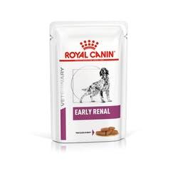 [凡購買處方用品, 訂單滿$500或以上可享免費送貨]  Royal Canin - Early Renal 早期腎病處方 袋裝狗濕糧 100g x12包原箱