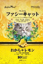 Fussie Cat 豆腐砂(檸檬味) 7L X 3包優惠