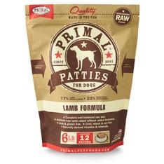 Primal 急凍羊肉狗糧 6lb x4包優惠
