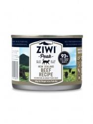 ZiwiPeak巔峰 92%鮮肉貓罐頭-牛肉185g