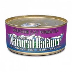 Natural Balance Indoor Cat Formula 室內配方貓罐罐 (156g)