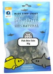 Alfa Pet Fish Skin Cube 魚皮方塊 50g x2包優惠