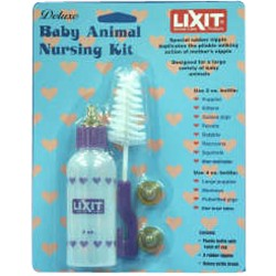 Lixit BBK-2 Baby Animal Nursing Kit (2oz)