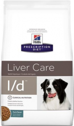 [凡購買處方用品, 訂單滿$500或以上可享免費送貨]  Hills Prescription Diet l/d 肝臟護理處方狗糧 1.5kg