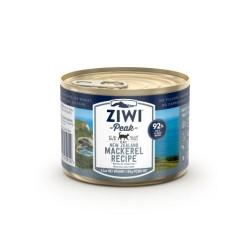 ZiwiPeak巔峰 92%鮮肉貓罐頭 - 鯖魚配方 185g