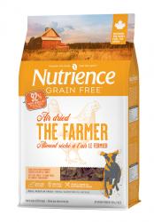 Nutrience 無穀物風乾全犬糧 - 農場風味 雞、火雞及三文魚 (The Farmer) 454g