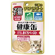 Aixia 幼貓健康濕包 吞拿魚味 (糊仔) KCKP-1 40g