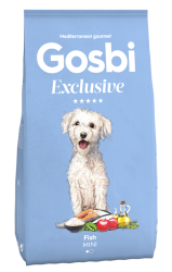 Gosbi 小型成犬純魚肉蔬果配方 7kg 到期日: 07/12/2020