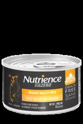 Nutrience 主食罐頭 - 雞肉、火雞、海魚+脫水雞肉、三文魚 170g (黃罐)