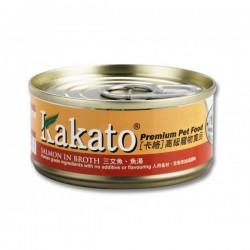 卡格 三文魚 魚湯 kakato Salmon in broth 70g