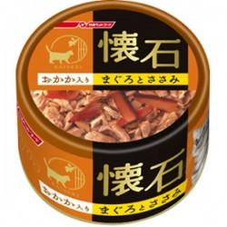 懷石吞拿魚+雞肉+木魚片 80g K12