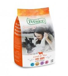 Petssion LIFE CARE 羊肉糙米配方 狗乾糧 5磅