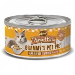 Merrick 無穀物 雞肉+紅蘿蔔 貓罐頭  (Grammy's Pot Pie )5.5oz