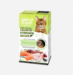 The Simple Food Project 維簡 凍乾脫水貓糧 三文魚+雞配方 24oz (1.5磅)