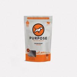 Purpose 凍乾雞心犬小食 3oz