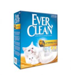 Ever Clean 低粉塵粗粒貓砂 (微香味) 10L  x4盒 優惠