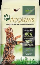 Applaws 無穀物 成貓 雞肉+羊肉 2kg