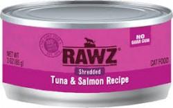 RAWZ 吞拿魚+三文魚 主食罐 3oz