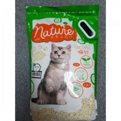 Nature 白桃味 貓砂 7L x4包優惠
