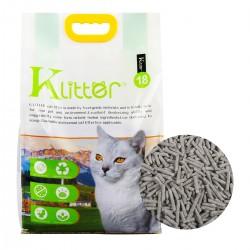 KLitter 貓砂 (竹炭) 2.0 mm 18L x 6包優惠 (共兩箱)