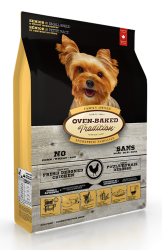 Oven Baked體重控制減肥配方老犬糧12.5磅 (細粒)
