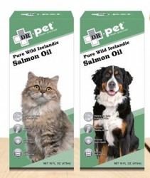 DR.pet Salmon oil (Cats & Dogs)純正野生冰島三文魚油(貓犬適用) 473 ml