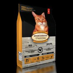 Oven Baked奧雲寶 雞肉+4種魚 高齡貓及減肥貓糧5磅