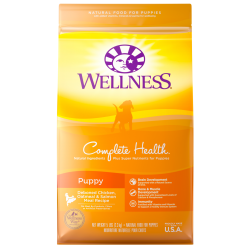 Wellness Complete Health 幼犬成長配方15磅