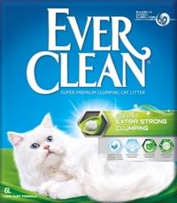 歐洲版 Ever Clean 貓砂 特強清新僻味配方 (有香味) (10L) (綠色) x6盒