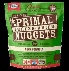 Primal (原始) 貓用脫水糧- 鴨肉配方 14oz x2包優惠