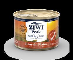 ZiwiPeak 巔峰 思源系列 狗罐頭 - Hauraki Plains 豪拉基平原配方 170g