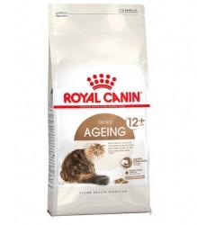 Royal Canin Ageing 12+ 高齡貓乾糧 12歲+ 老貓適用 4kg