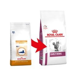 [凡購買處方用品, 訂單滿$500或以上可享免費送貨]  Royal Canin - Early Renal 早期腎臟病 處方貓乾糧 1.5kg