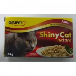 Shiny Cat 特級天然多汁雞肉塊飯貓罐頭 85g