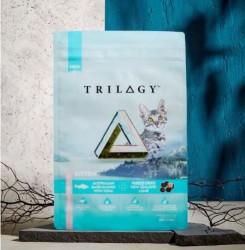 Trilogy 奇境 澳洲尖吻鱸及吞拿魚+5%紐西蘭羊肺凍乾 無穀 幼貓糧 1.2kg