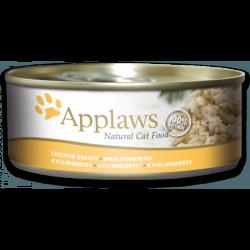 Applaws 天然成貓罐頭 雞胸 156g x24罐優惠
