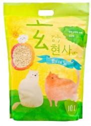 HYEON SA 玄砂 豆腐貓砂 Soya Cat Litter 10L x 4包原箱優惠 (共1箱)