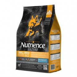 Nutrience Sub Zero 頂級雞肉、火雞、海魚全犬配方 [生肉粒配方][細粒] 10磅