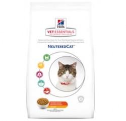 Hills VetEssentials Adult Neutered Cat 獸醫配方絕育乾貓糧 1.5kg