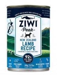 ZiwiPeak 羊肉 配方狗罐裝 390g x12罐優惠