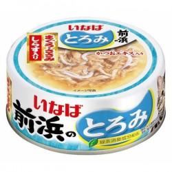 前浜之魚 濃湯+吞拿魚+雞肉+白飯魚  115g