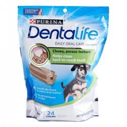 PURINA Dentalife Dog Treats 迷你犬潔齒棒 6.8oz