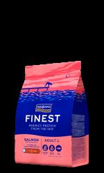 Fish4Dogs 鮭魚 無麩質低敏配方 (成犬) 1.5kg (細粒)