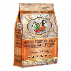 AVP 鮮肉無穀物蔬果 雞肉+甜薯 全犬糧 5磅